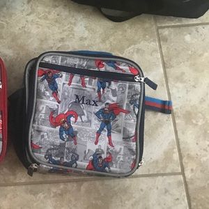 Pottery Barn Kids Spider-Man lunch
